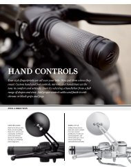 hand controls - Sherwood Chapter