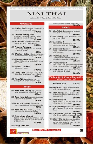 Mai Thai.cdr - Easyfood.af