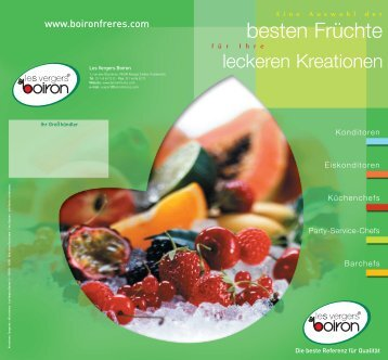 besten Früchte