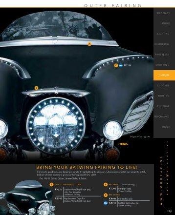 Kuryakyn Chrome 2011 - FC Parts