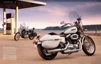 THE SPORTSTER® FAMILY - Harley-News
