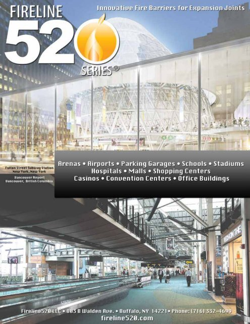 2013 Fireline Brochure - Fireline 520