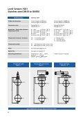 LevelSensors 1001 - Elion - Page 6