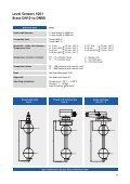 LevelSensors 1001 - Elion - Page 7