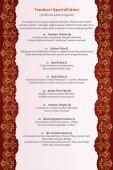 Malabar Menu - Restaurant Kerala - Seite 2
