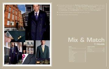 Mix & Match - Ask Ullmann