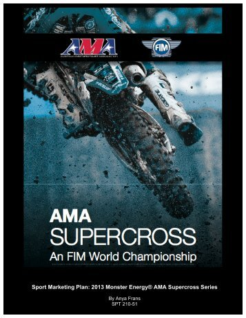 American Motorcyclist Association Marketing Plan - WordPress.com