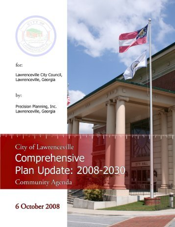 City of Lawrenceville Comprehensive Plan Steering Committee
