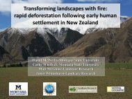 Transforming landscapes with fire - Northern Rocky Mountain ...