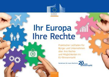Ihr Europa, Ihre Rechte - Europe Direct Lüneburg