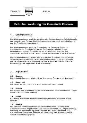 downloaden - Gemeinde Gisikon