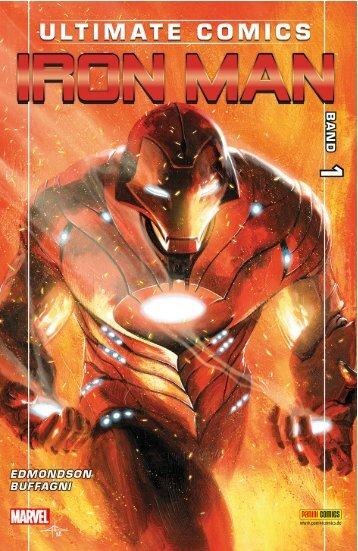 Ultimate Comics: Iron Man - IGN.com