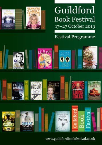 HERE - Guildford Book Festival