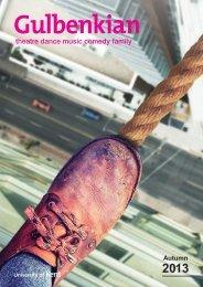 Download Brochure - Gulbenkian