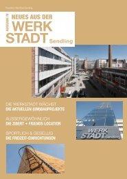WerkStadt Newsletter IV - Hauser Office Design