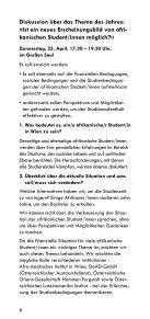 Afrikanische Kulturwoche - VAS Öesterreich - Seite 6