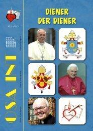 DIENER DER DIENER - Order of Saint Augustine