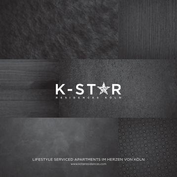 LifestyLe serviced ApArtments im Herzen von KöLn - K-STAR ...