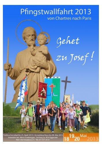 Einladung - Anmeldungen - Priesterbruderschaft St. Pius X