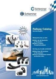 Bahnkatalog - Schlemmer