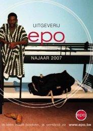 najaar 2007 - Epo
