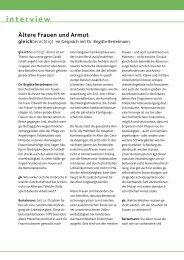 Interview mit Dr. Brigitte Bertelmann