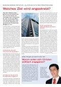 Zu Gottes Ehre - EDU Schweiz - Page 7
