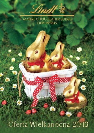 Pobierz katalog Wielkanoc 2013 (pdf) - Lindt