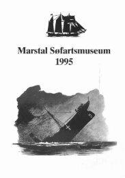 Marstal Ssfartsmuseum - WebKontrol V.5 | Bakuri A/S