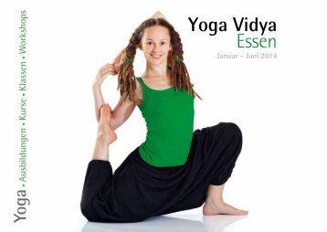 Kurse - Yoga Vidya
