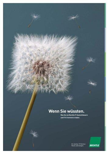 Imagebroschüre, PDF (3,8 MB) - AZUBIT Bechtle AG