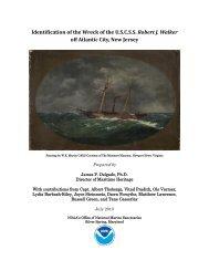 Full report - National Marine Sanctuaries - NOAA