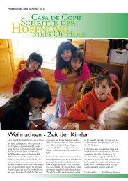HoFFnunG HoFFnunG - Schritte der Hoffnung