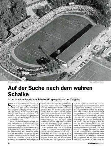 Auf der Suche nach dem wahren Schalke - Stadionwelt-Fans