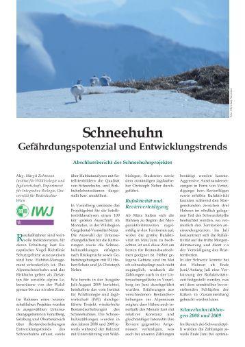Jagd 3-4-2010:Jagdneu5.0 - Vorarlberger Jägerschaft
