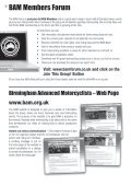 Download - Birmingham Advanced Motorcyclists - Page 4