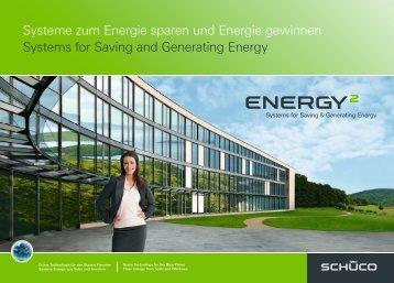 Systeme zum Energie sparen und Energie ... - Intus Windows