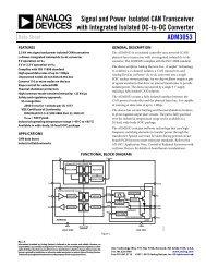 ADM3053 (Rev. A) - Elfa