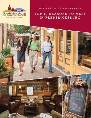 Meeting Planner - Fredericksburg