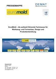 PRESSEMAPPE - EuroMold