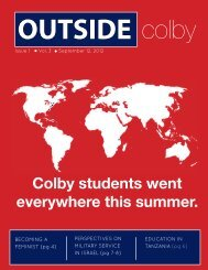 Download PDF - Outside Colby