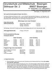 Elternbrief September 2013 pdf - Grundschule und Mittelschule ...
