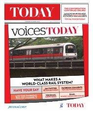 WHAT MAKES A WORLD-CLASS RAIL SYSTEM? - Today