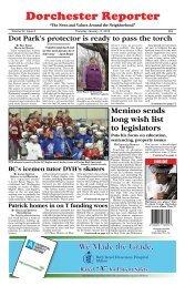 Jan 17 - Dorchester Reporter