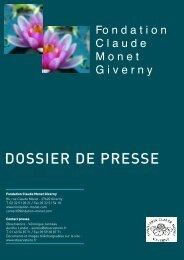 dossier de presse - Académie des Beaux-Arts de l'Institut de France