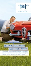 Kfz-Versicherung: Mein Auto, meine Freiheit. Alles in ... - LIGA Bank