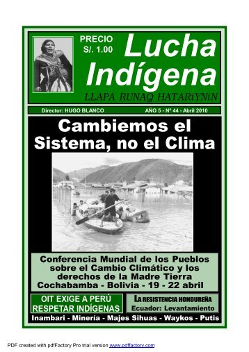 E:\LUCHA INDIGENA 44 para canso - Lucha Indígena