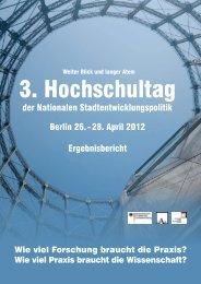 Broschüre - Entwerfen und Regionalentwicklung - Technische ...