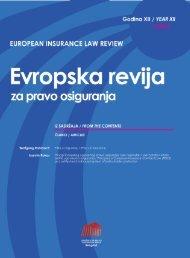 EVROPSKA REVIJA ZA PRAVO OSIGURANJA, BR. 1-2013.pdf