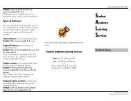 SALS_Sentence_Basics_tip_sheet - Durham College